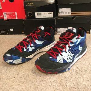 Jordan CP3.VII Basketball shoes size: 10.5